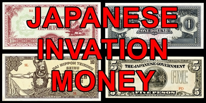 Japanese Invasion Money: Primer