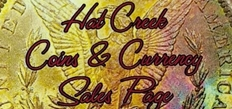 Hat Creek Coins & Currency