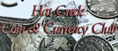 Hat Creek Coins & Currency Club