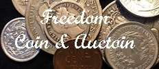 Freedom Coin and Auction
